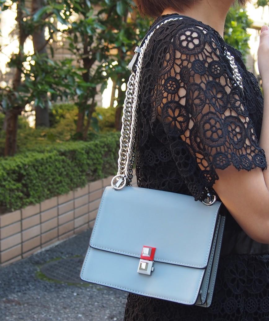 Blue Square bag