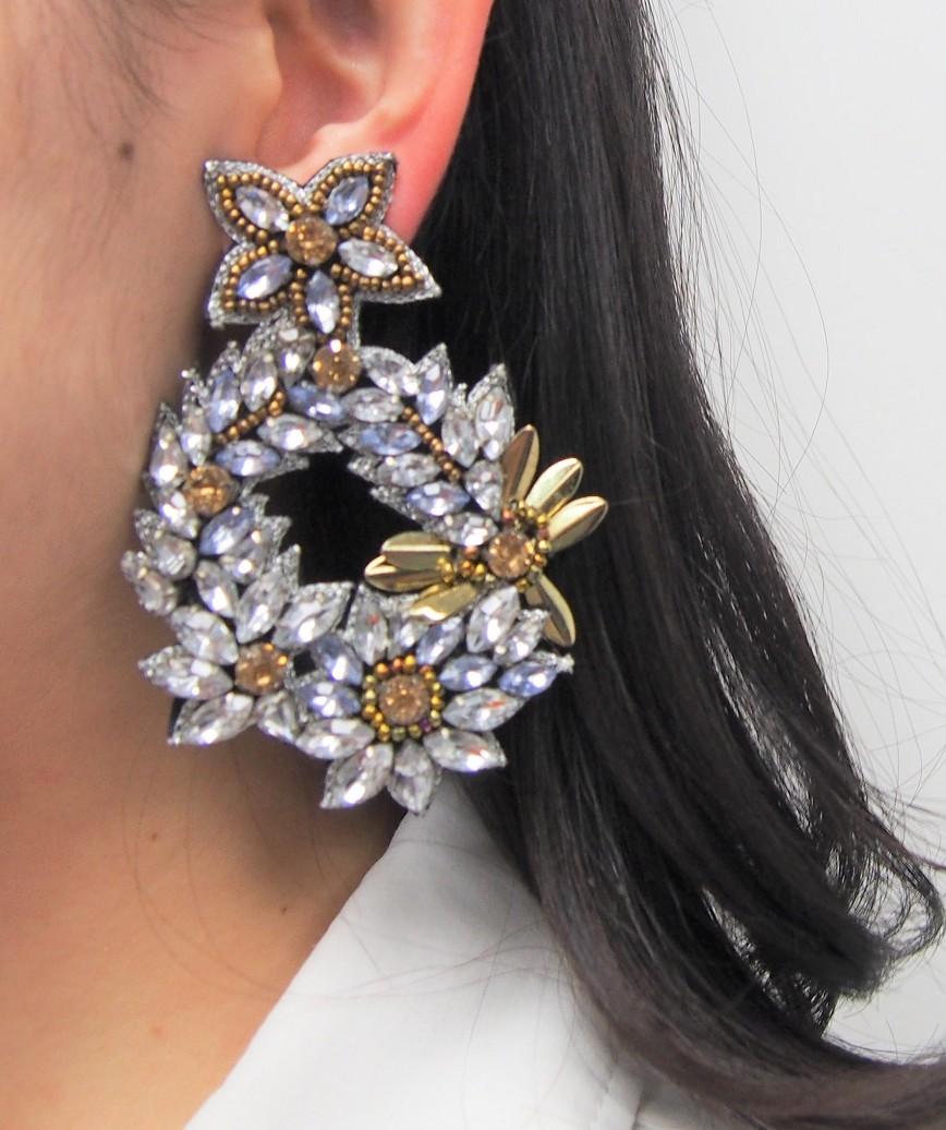Lease Drop Earrings