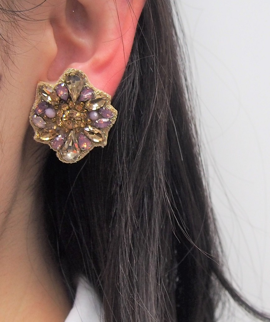 Gold Petit Earrings