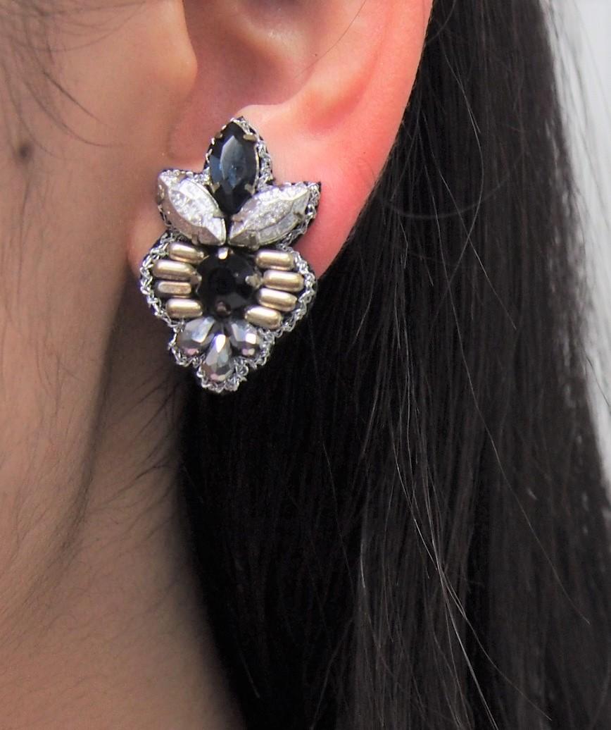 Petit Bijoux Blue Earrings