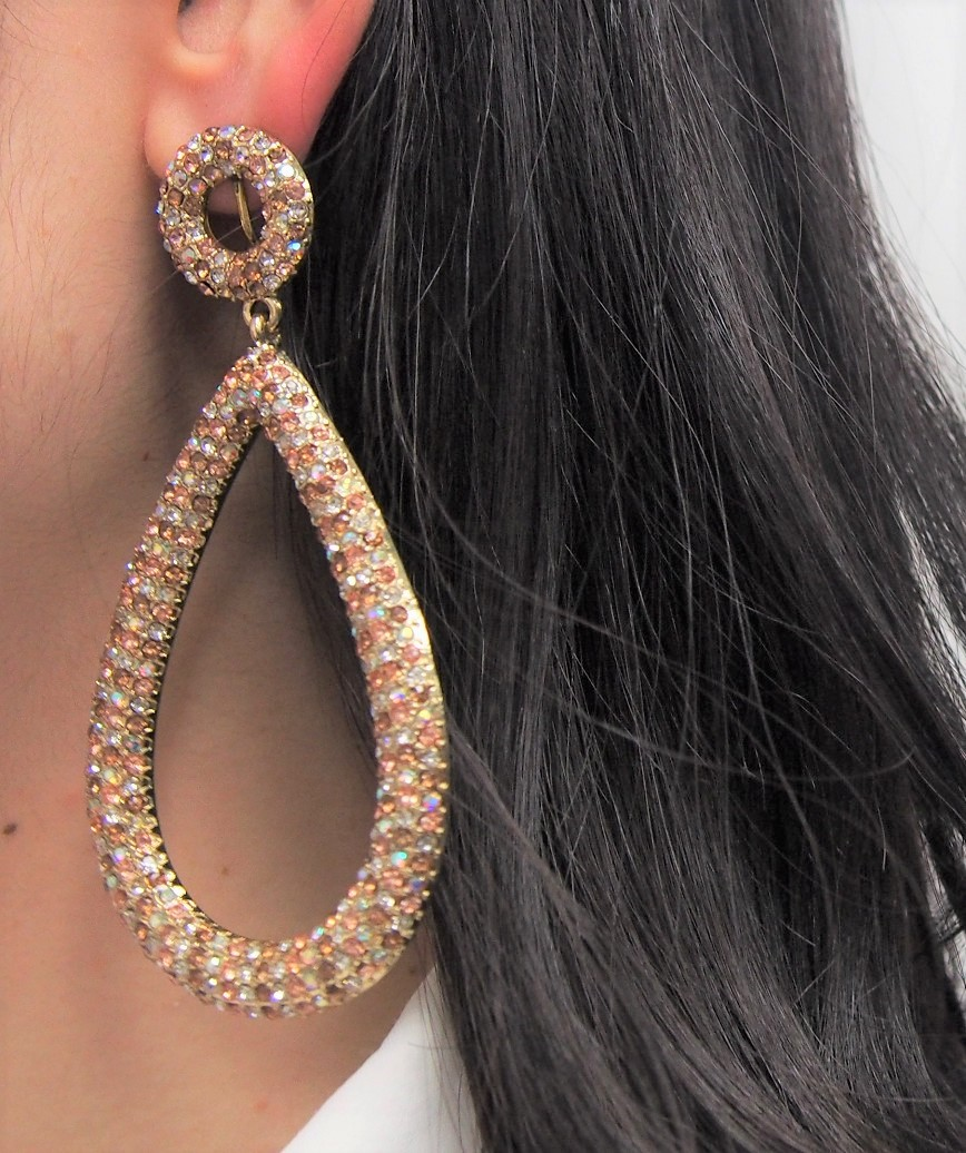 Two Hoop Earrings
