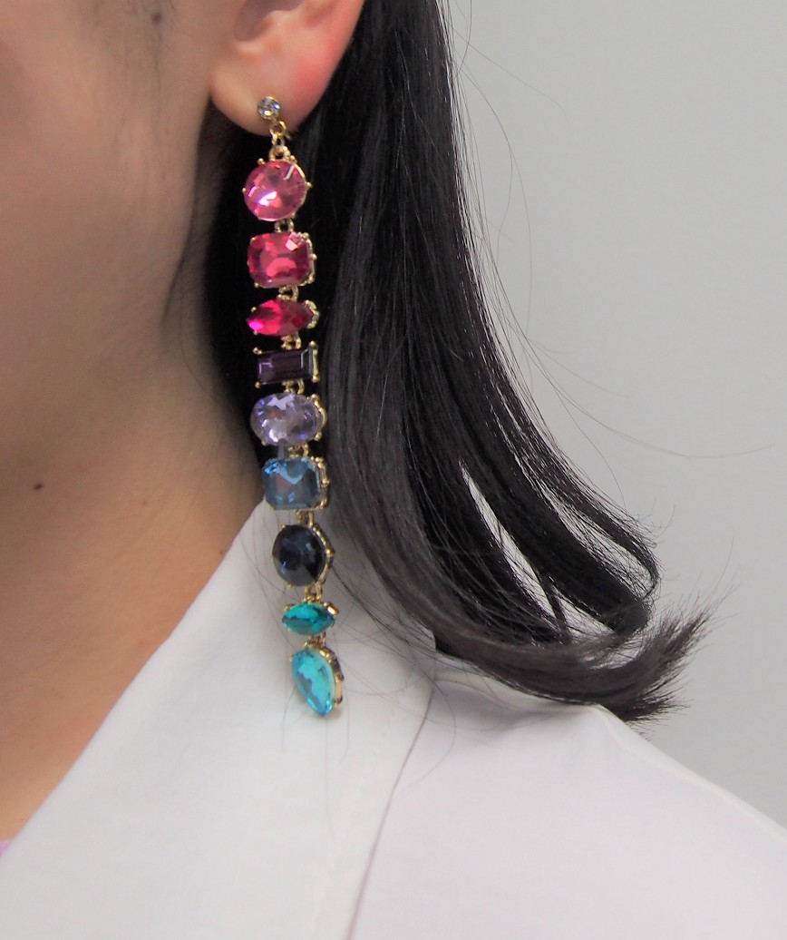 Long Bijou Earrings