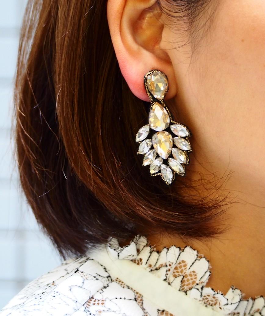 Big Bijoux Gold Earrings