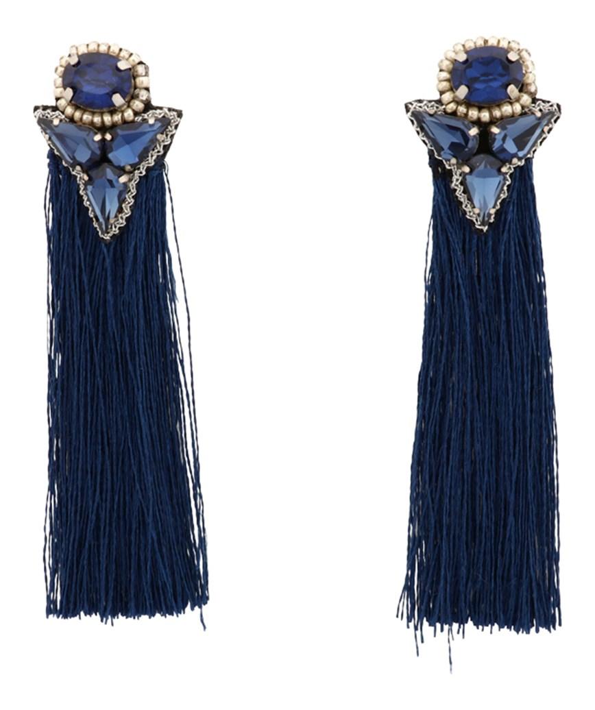 Fairy Blue Earrings