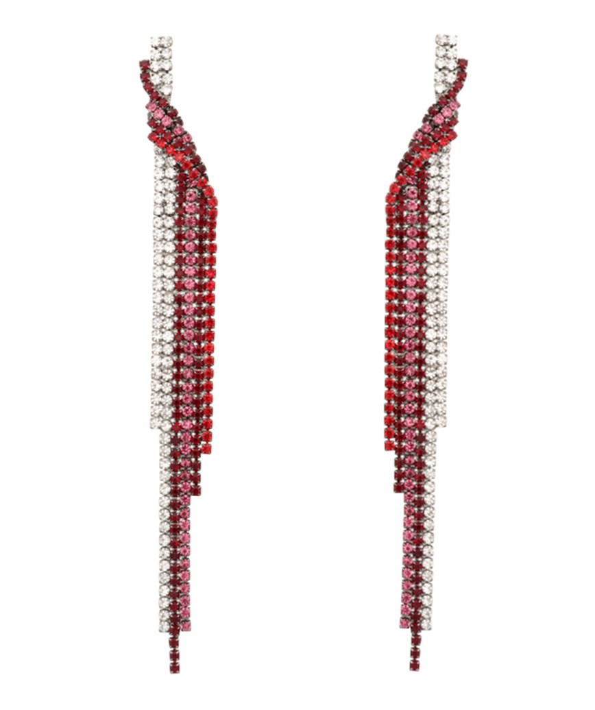Red Knot Earrings