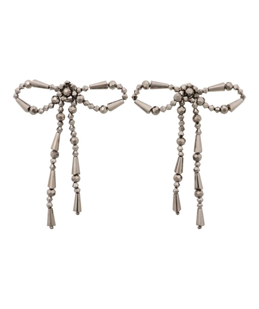 Bow Drop Earrings