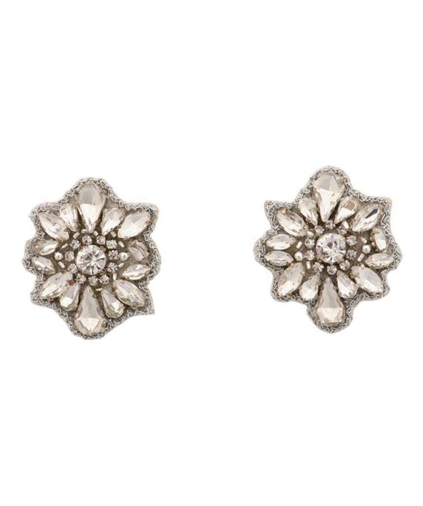 Silver Petit Earrigns