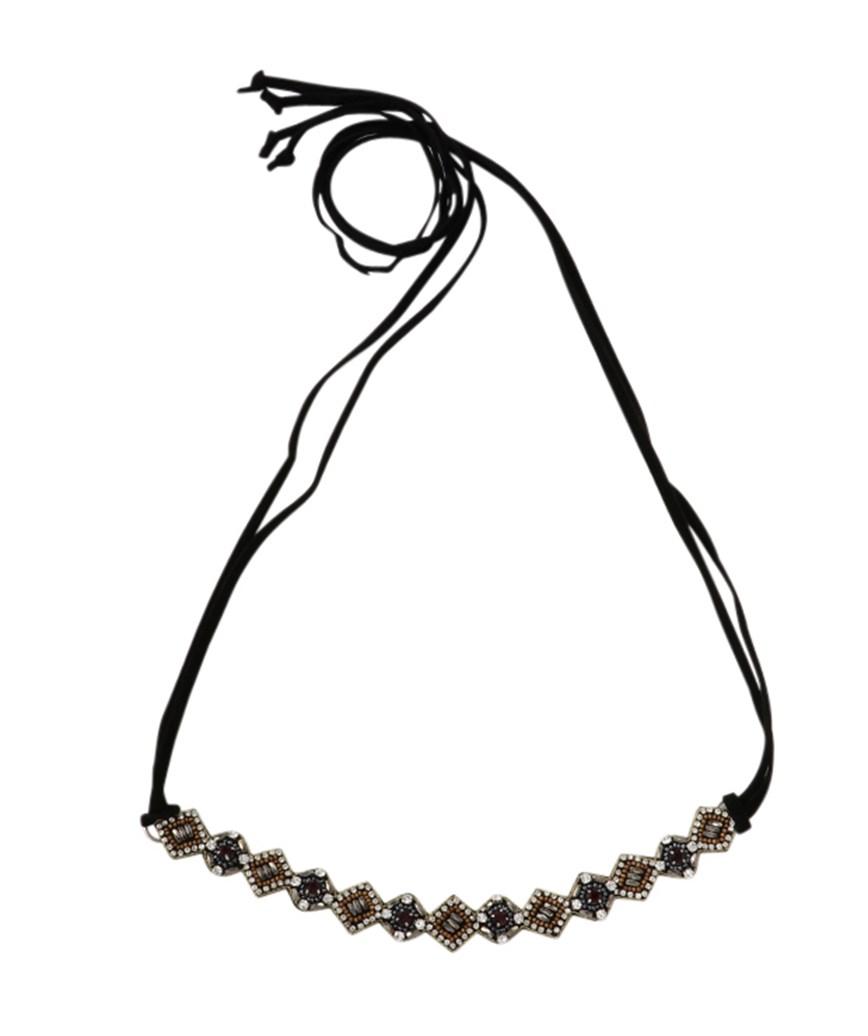 3WAY Belt/Choker/Headband BLACK