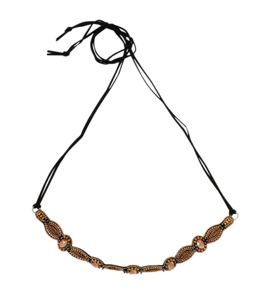3WAY Belt/Choker/Headband GOLD